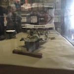 Modell av Arizona memorial