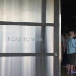 "Museet ""road to war"""